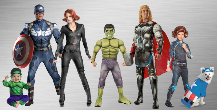 The Avengers Costume Ideas