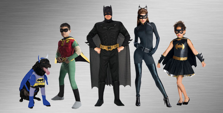 Superhero Group Costume Ideas & Superhero Costumes - Halloween Costumes | BuyCostumes.com