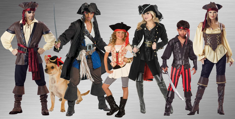 Pirates Costume Ideas