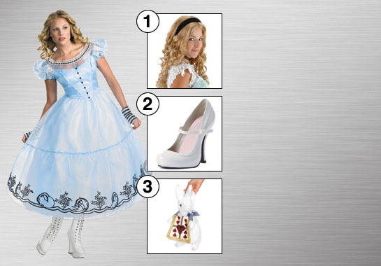 Alice Costume Accessories