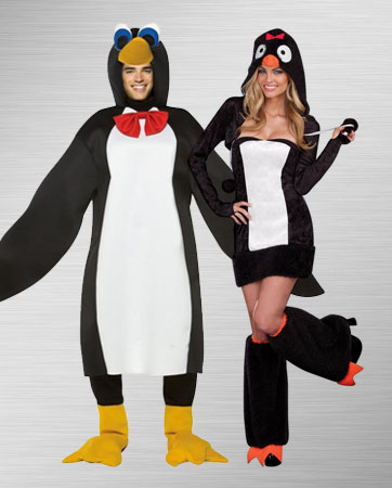Penguins Costume Ideas