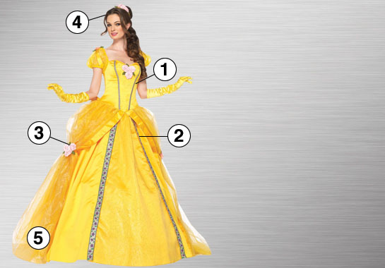 Disney Princess Belle Ultimate Costume Ideas