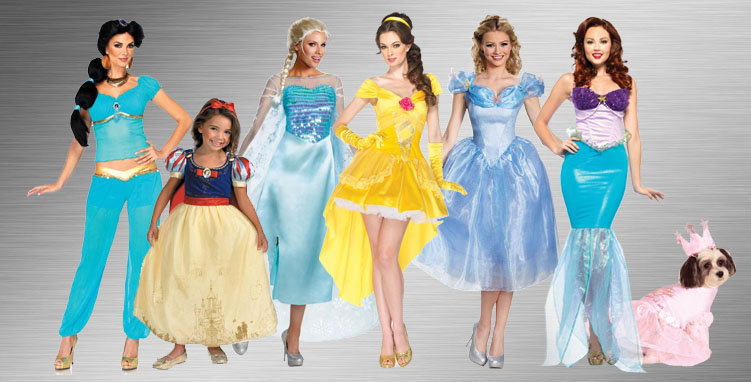 Disney Princess Costume Ideas
