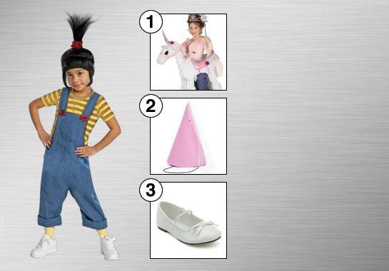Minion Agnes Accessories  sc 1 st  BuyCostumes.com & Minion Costumes - Halloween Costumes | BuyCostumes.com