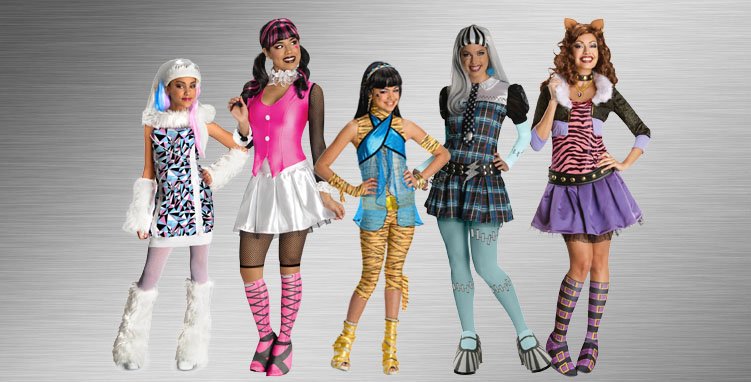 Monster High Costume Ideas