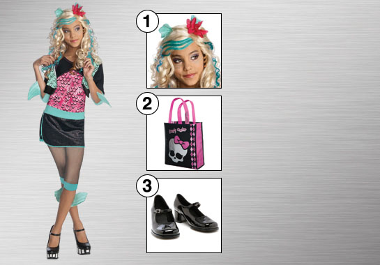 Enhance Your Monster High Costume Style