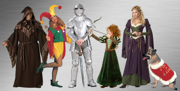 Renaissance Costume Ideas