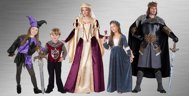 Renaissance Group Costume Ideas