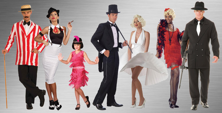 20s Costume Ideas