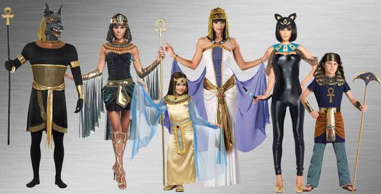 Egyptian/Arabian Costume Ideas