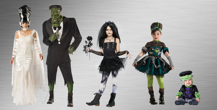 Monster Group Costume Ideas