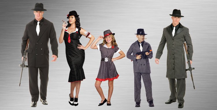 20s Group Costume Ideas