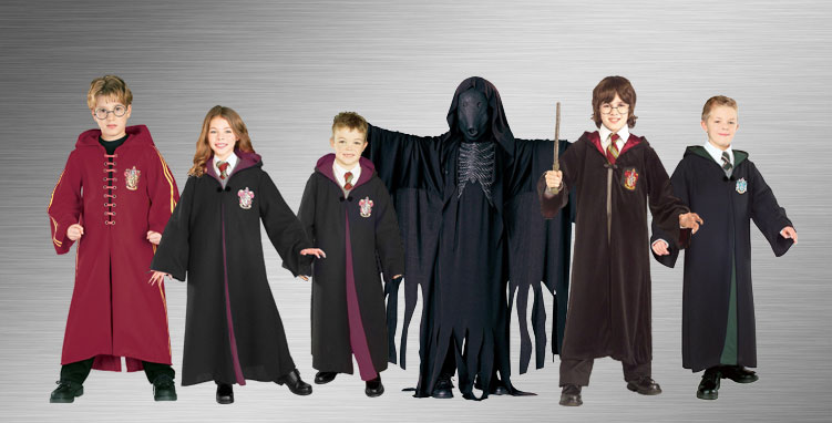 Harry Potter Group Costume Ideas