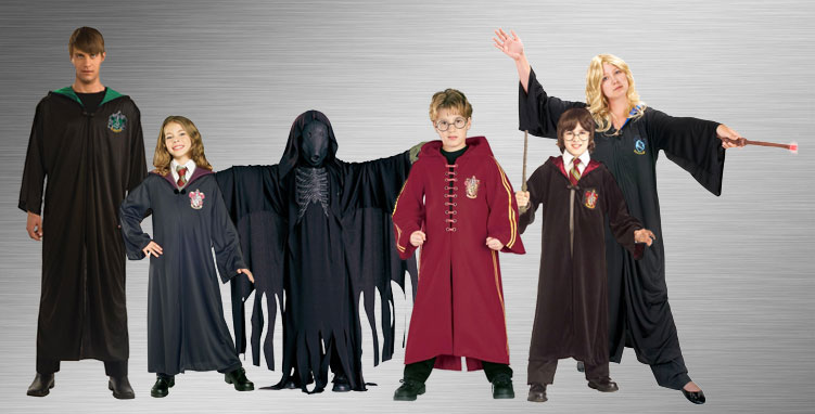 Ron And Hermione Halloween Costumes | Harry Potter Costumes Halloween Costumes Buycostumes Com