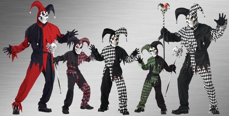 Masquerade Group Costume Ideas