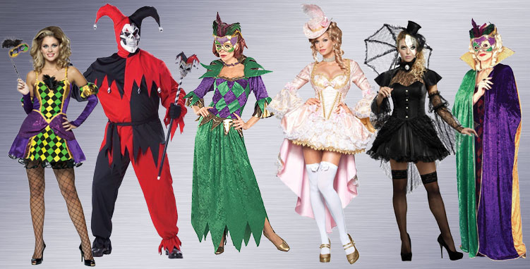 Masquerade Costume Ideas