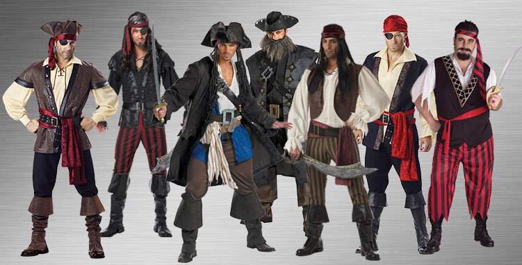 Mens Group Costume Ideas