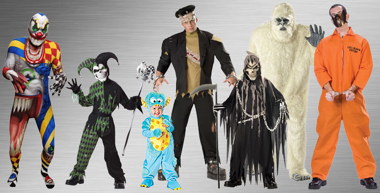 Scary Monster Costume Ideas