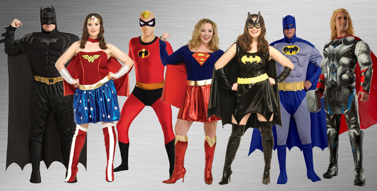 Plus Size Group Costume Ideas