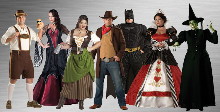 Plus Size Costume Ideas