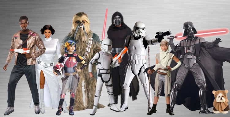Star Wars Costume Ideas