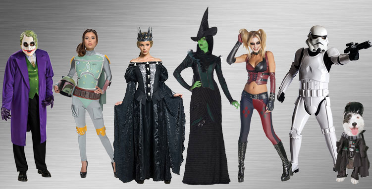 Villains Costume Ideas