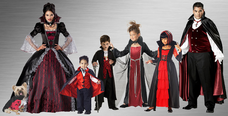 Vampire Group Costume Ideas