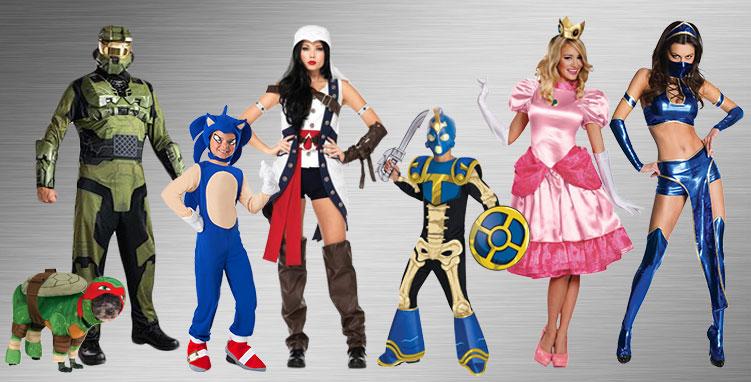 Video Game Costume Ideas