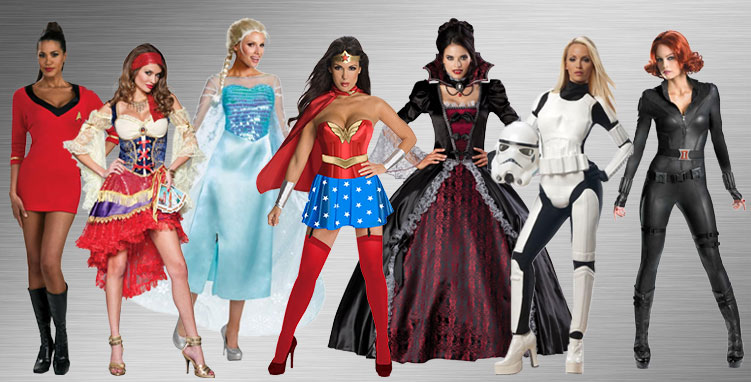 Womens Costume Ideas