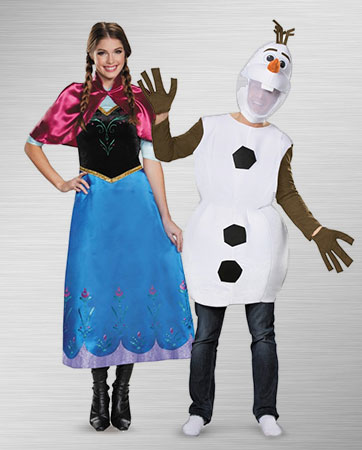 Frozen costumes halloween costumes buycostumes anna and olaf solutioingenieria Image collections
