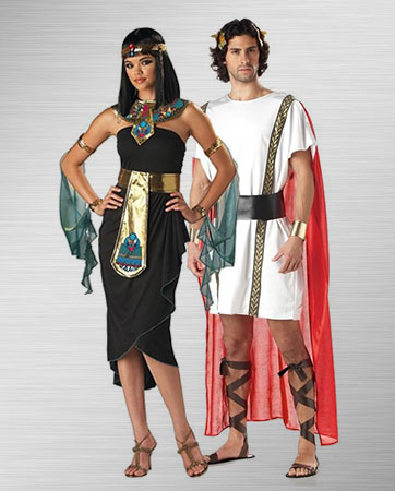 Mark Antony and Cleopatra Costume Ideas