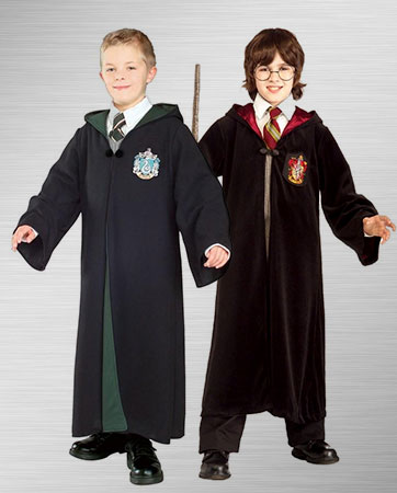 Malfoy and Harry Costume Ideas