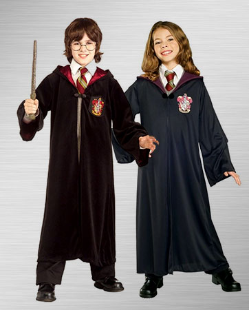 Harry and Hermione Costume Ideas