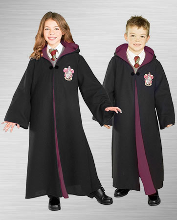 Hermione and Ron Costume Ideas