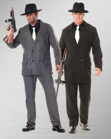 Gangsters Costume Ideas