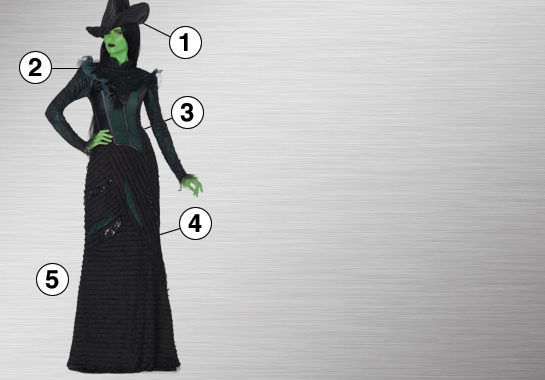 Elphaba Ultimate Costume