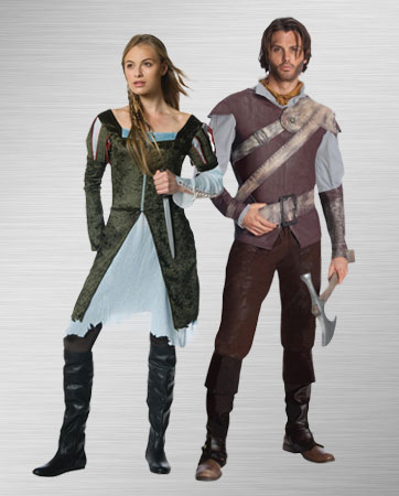 Snow White and the Huntsman Costume Ideas