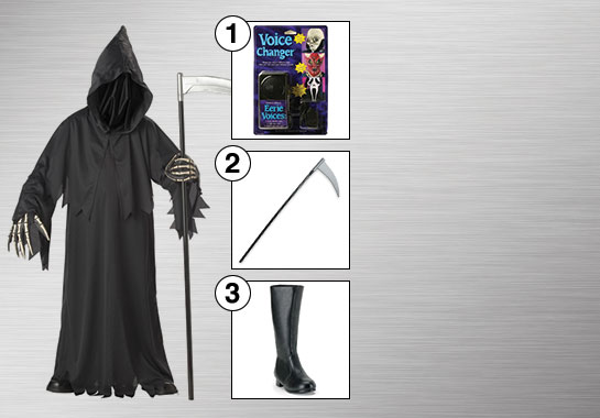 Grim Reaper Costume Accessories