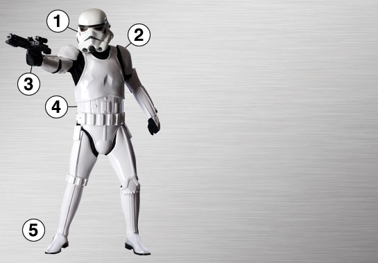 Ultimate Stormtrooper Costume