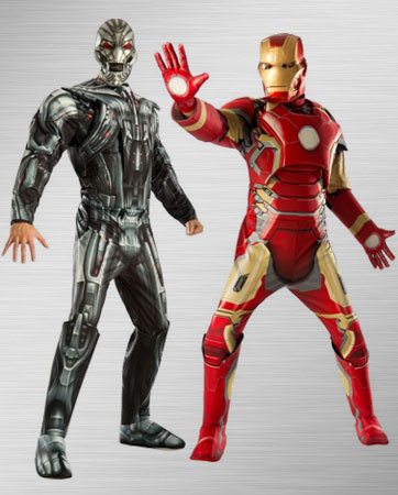 Ultron and Ironman Costume Ideas