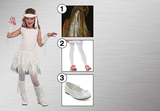 Kids Mummy Ultimate Costume