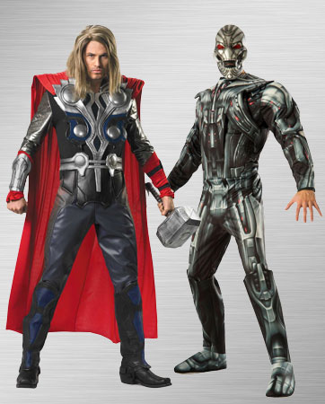 Thor Costumes Halloween Costumes Buycostumes Com