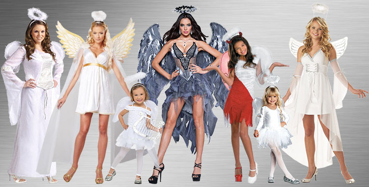 Angel Costume Ideas