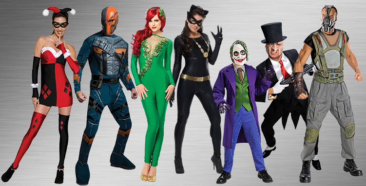 Harley Quinn Group Costume Ideas