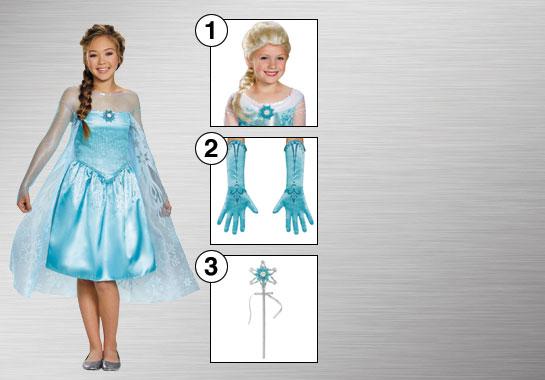 Elsa Costume Accessories