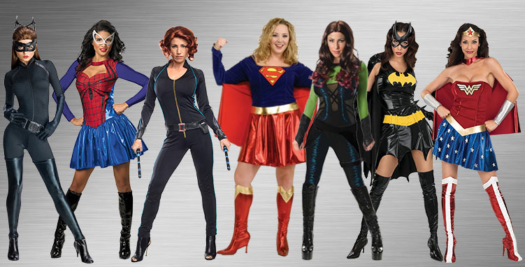 Supergirl Group Costume Ideas