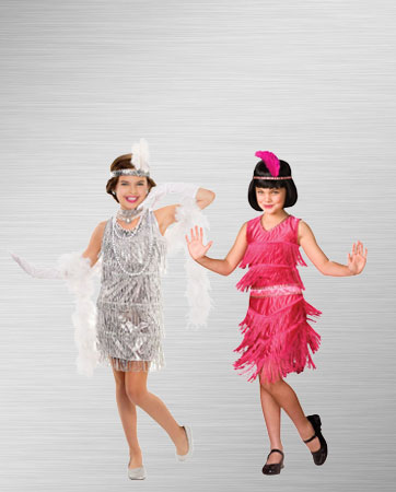 Flappers Costume Ideas
