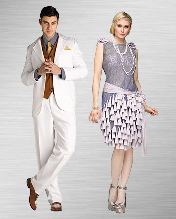 Great Gatsby and Daisy Costume Ideas