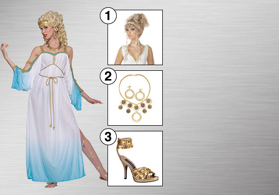 Goddess Costume Accessories