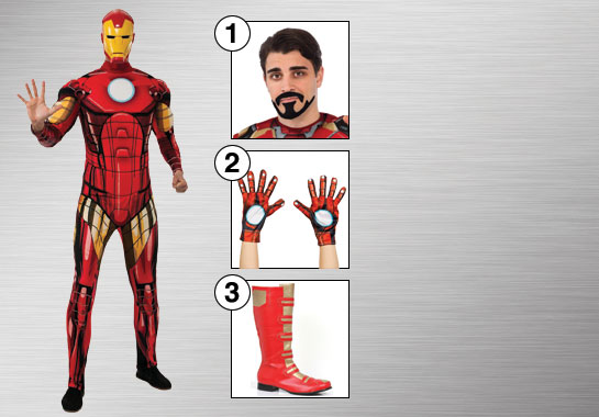 Iron Man Costume Accessories